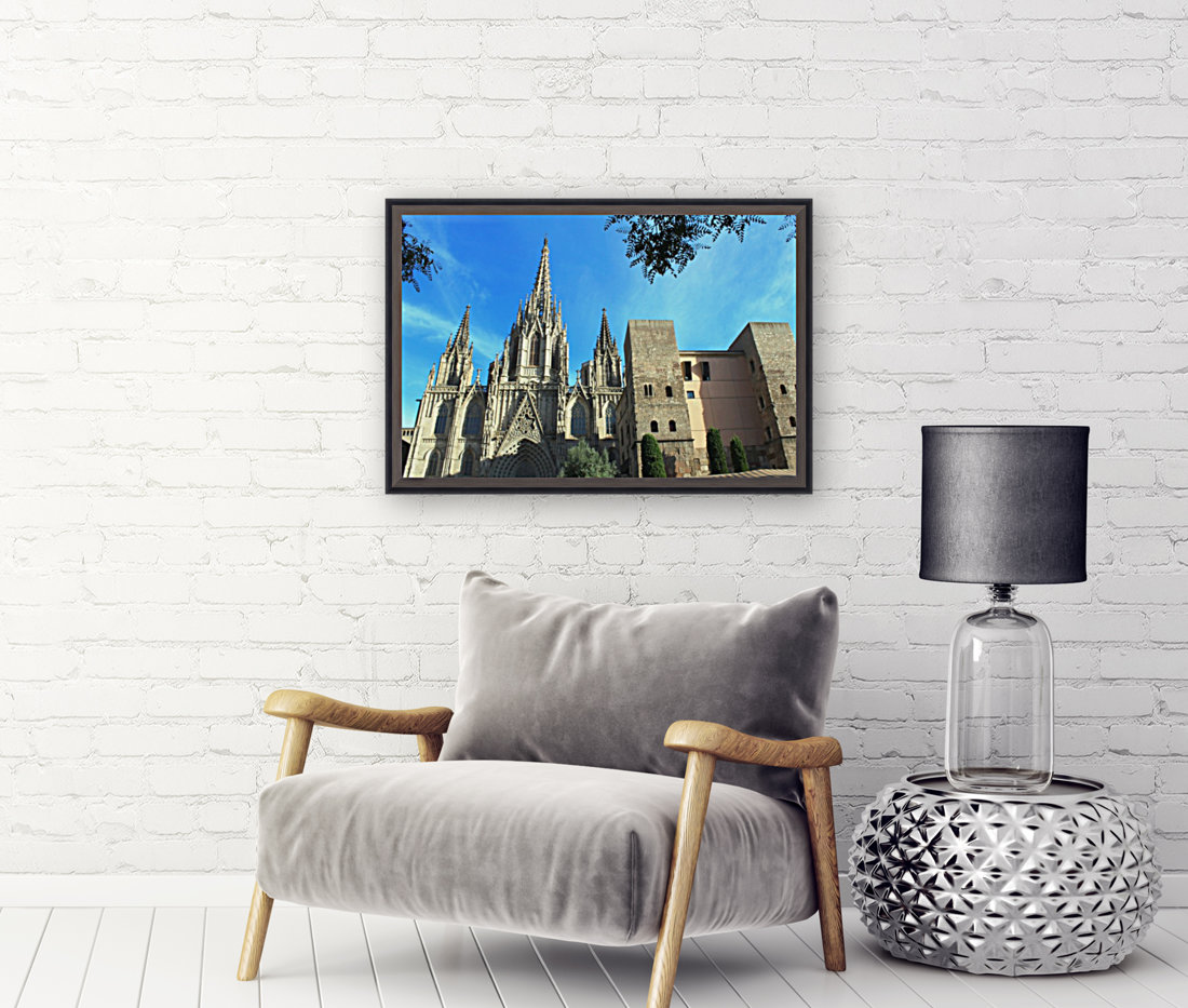 Amazing Barcelona Cathedral  Art