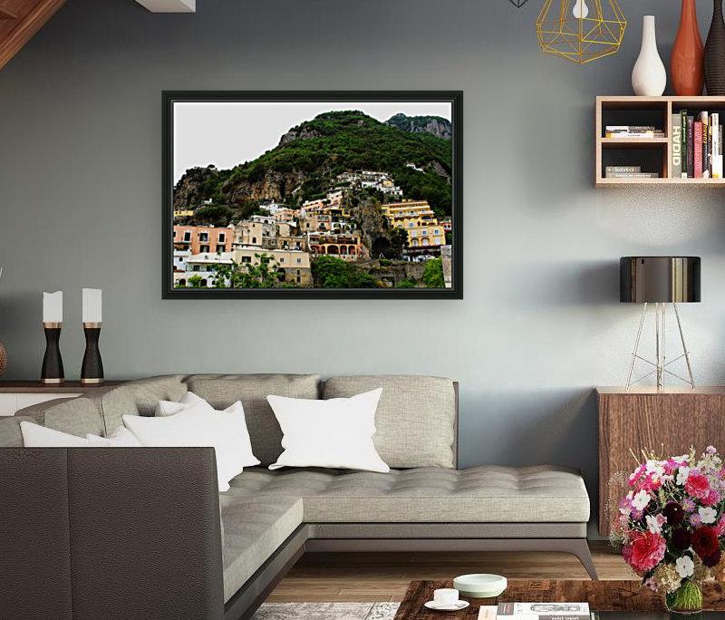 Landscape - Beautiful Village - Italy  Art