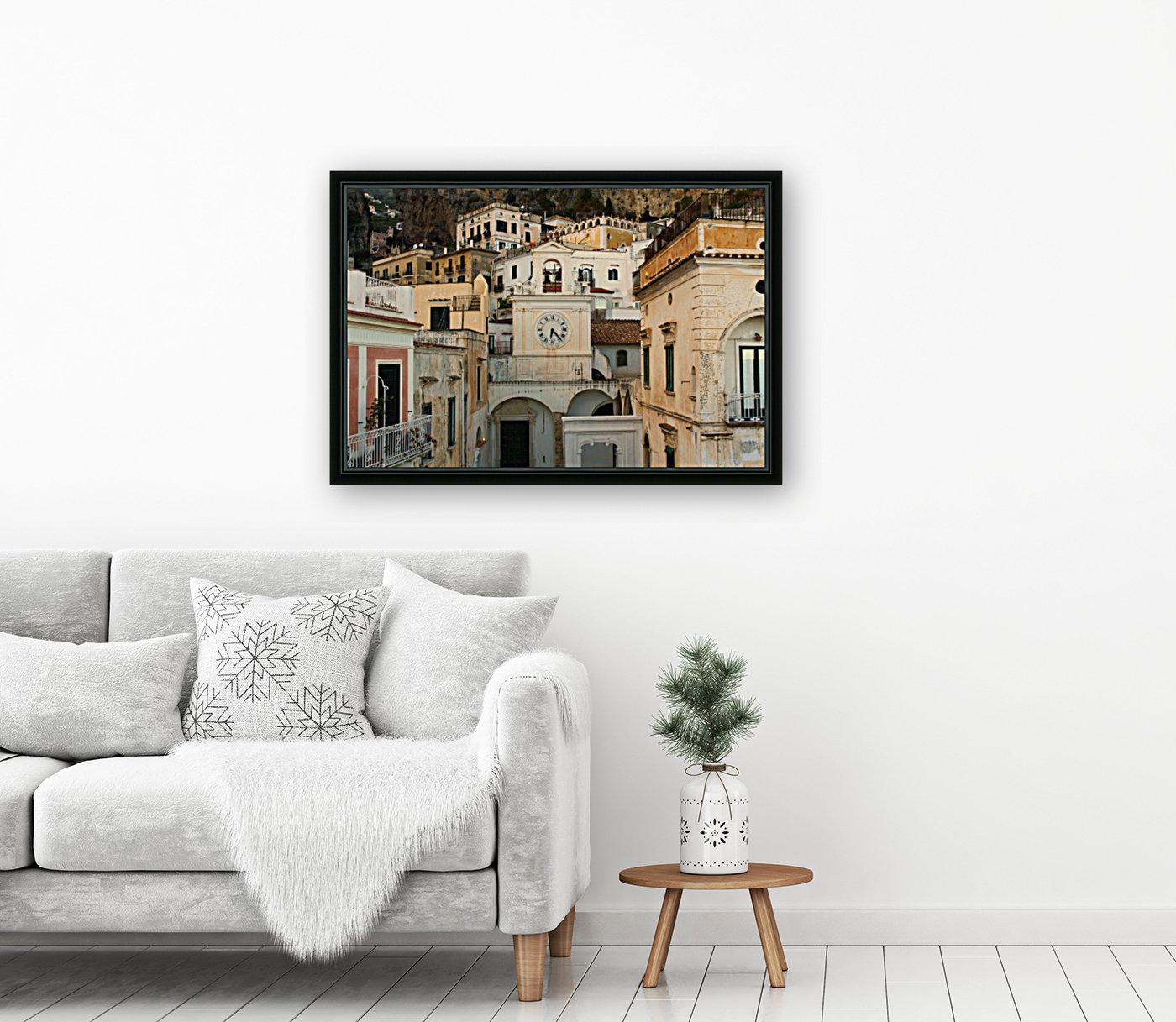 Church Clock - Italy   Art