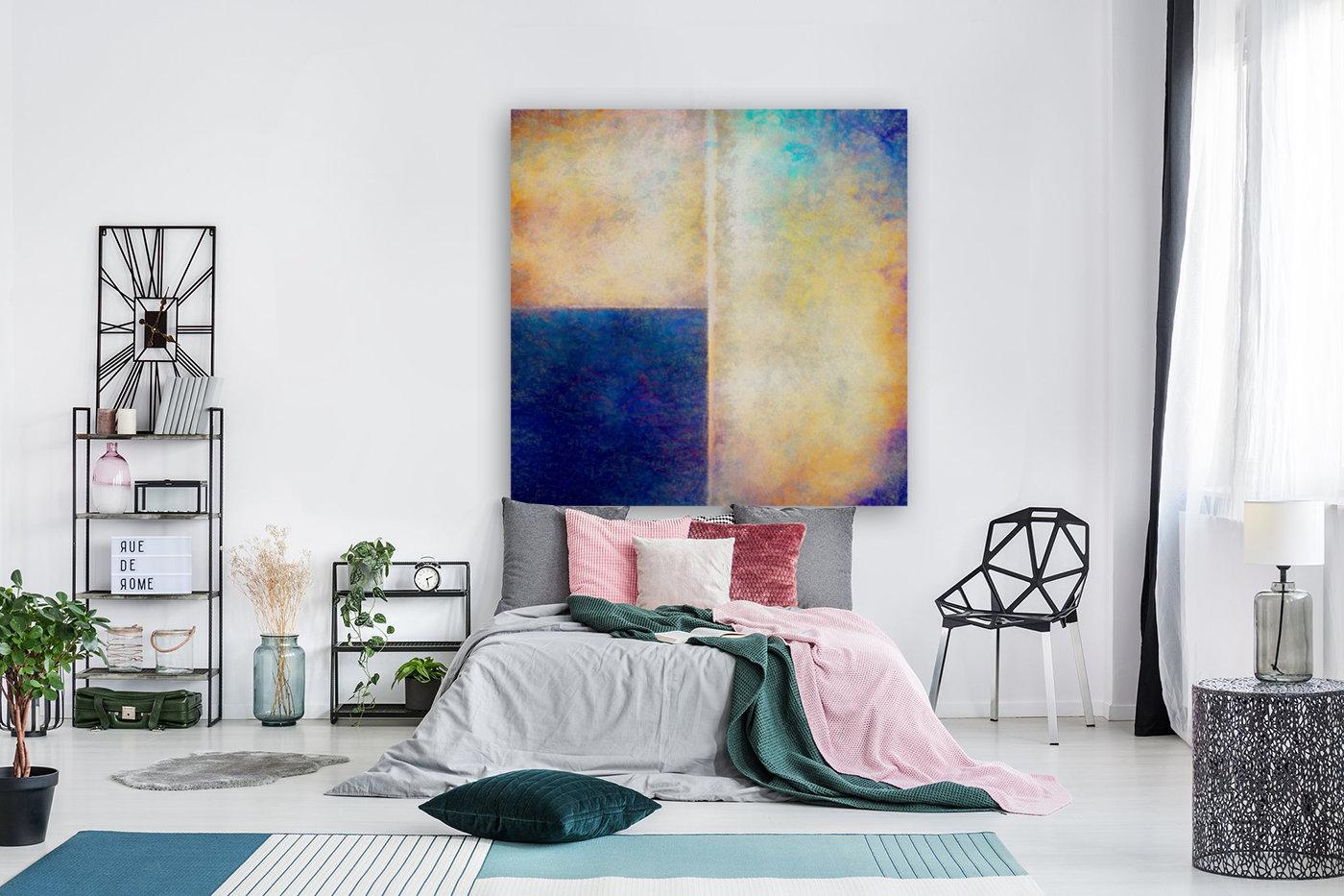 Blue Zone  Art