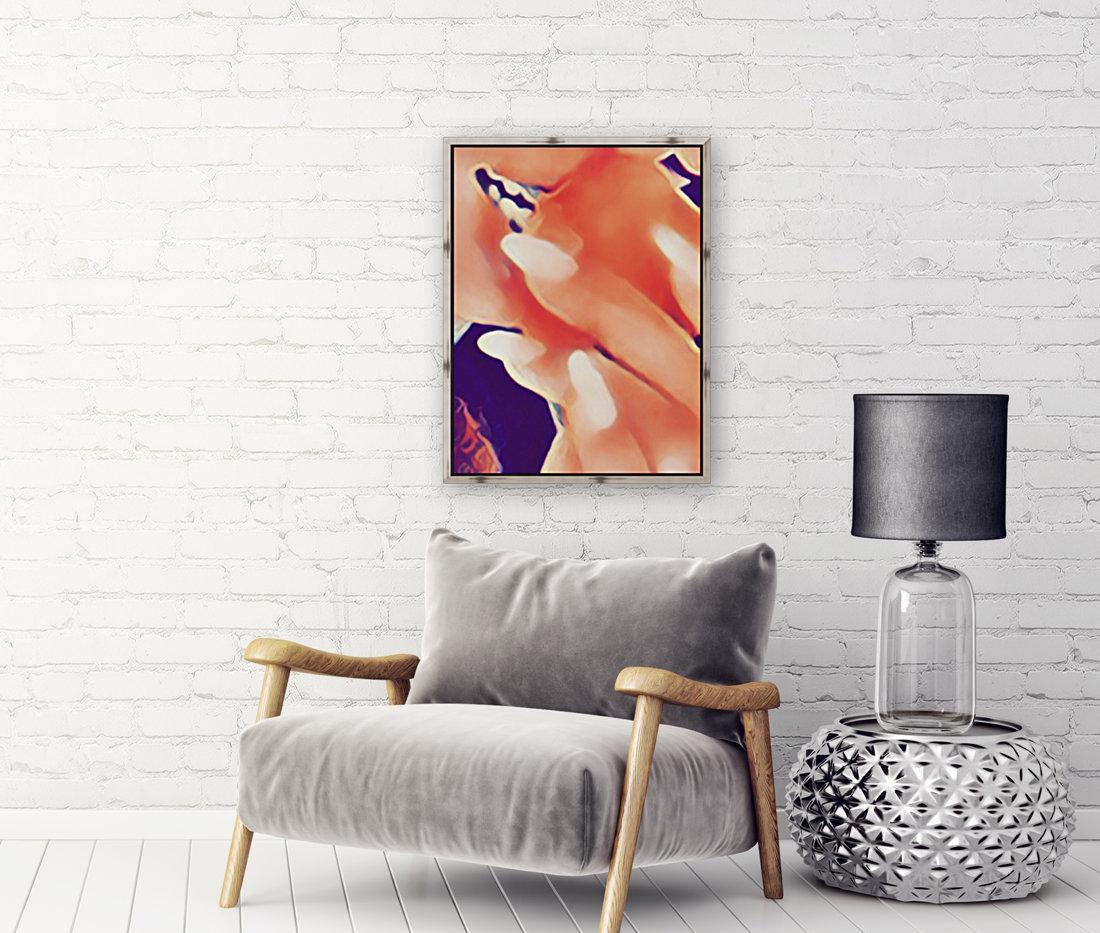 Desires in Peach  Art