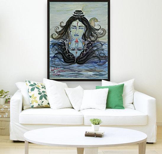 Shiva shakthi   Art