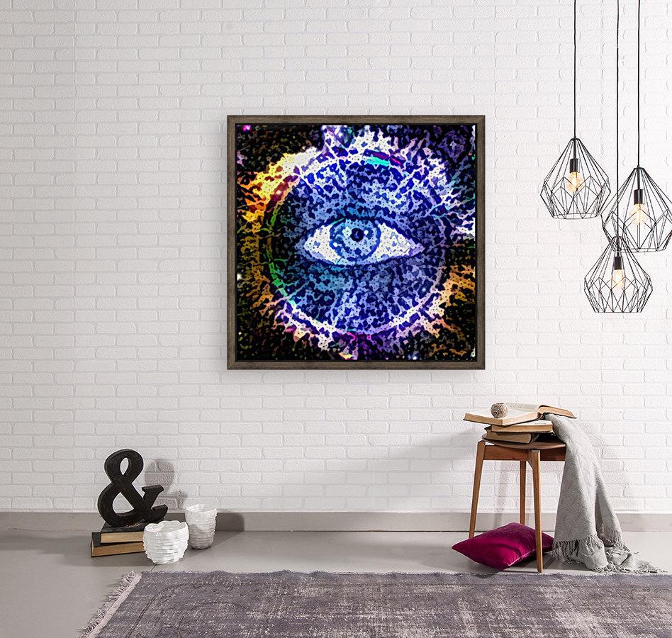 Beautiful Eye Design  Art