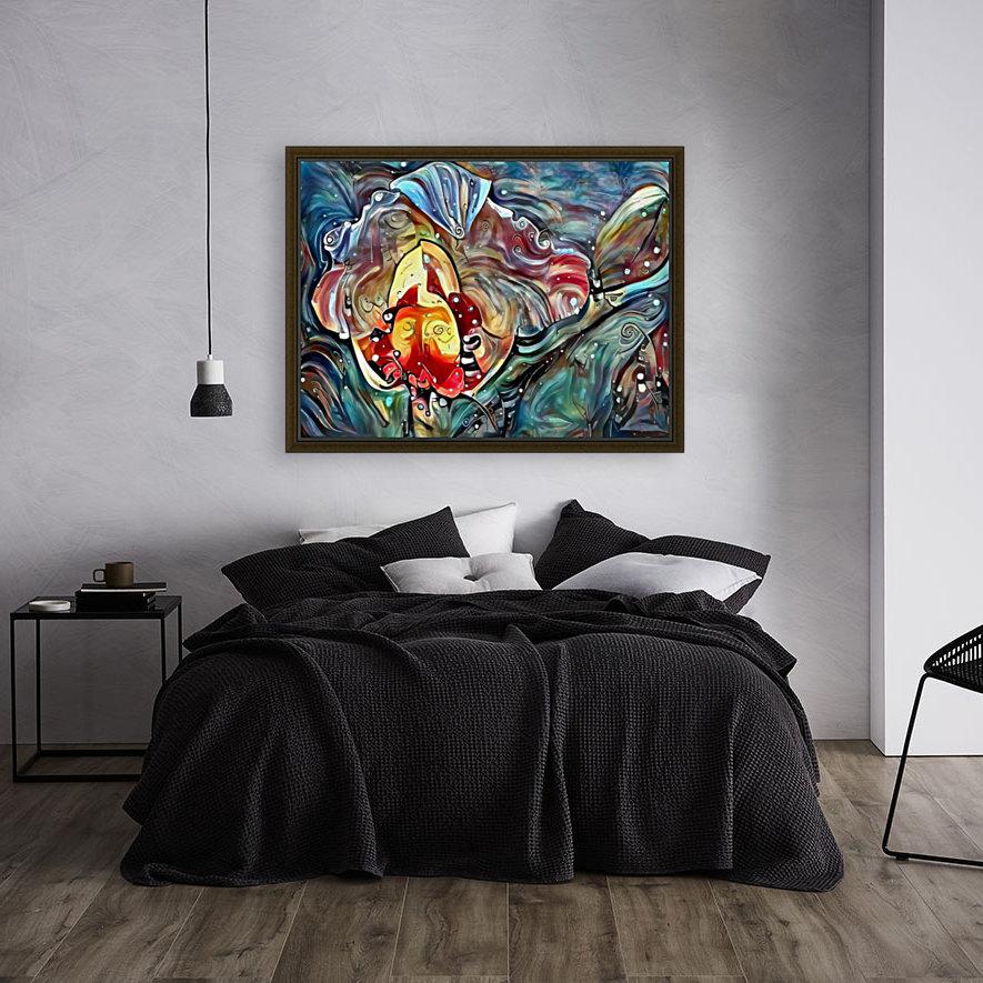 Trendy Abstract  Art