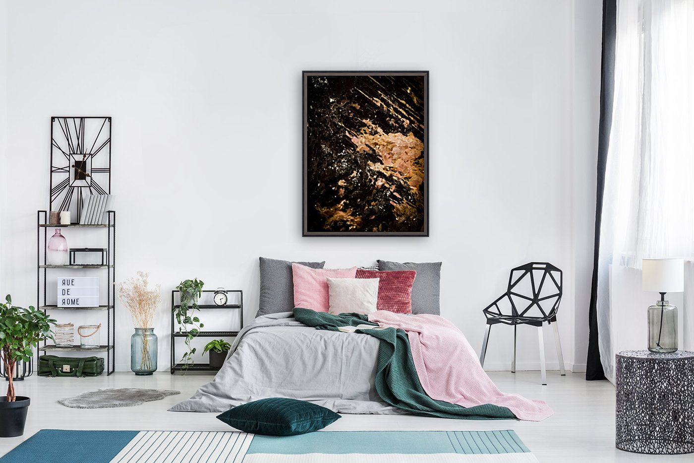 Mineral Gold   Art