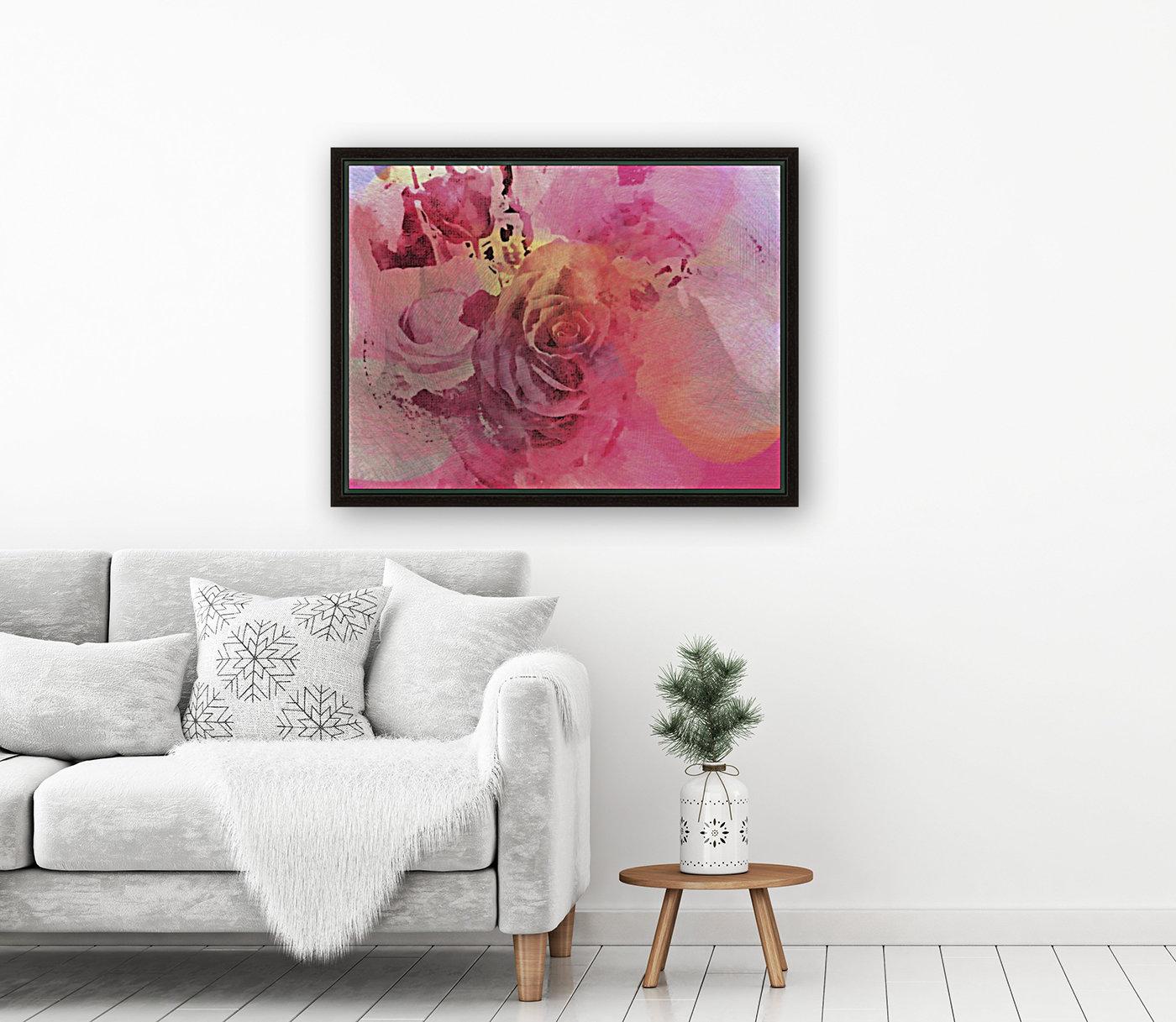 June Rose  Art