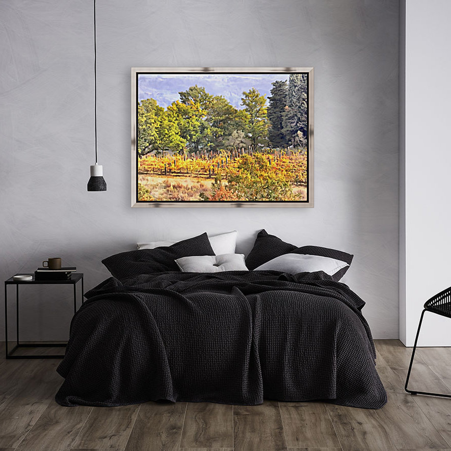 Tuscan Countryside in Autumn  Art