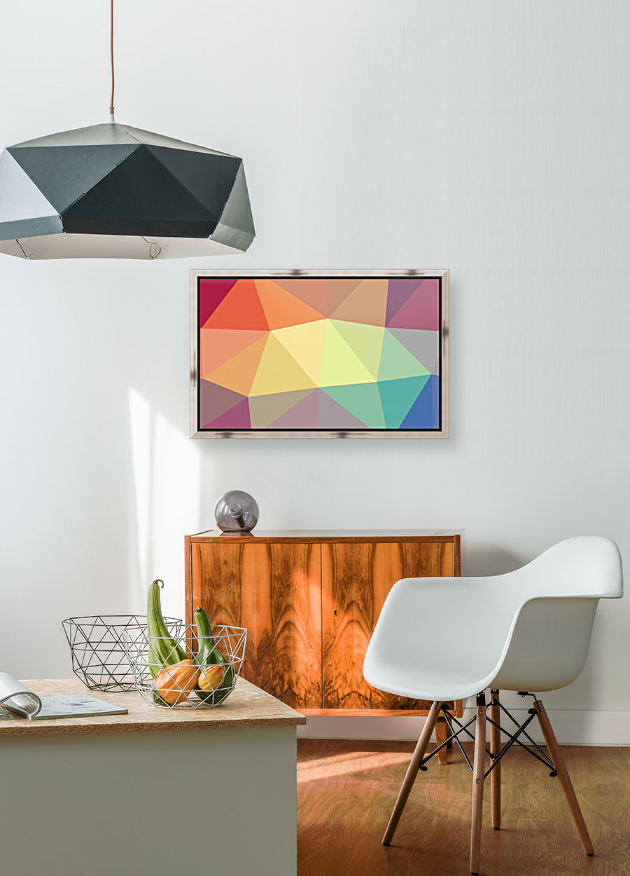 patterns polygon 3D (49)  Art