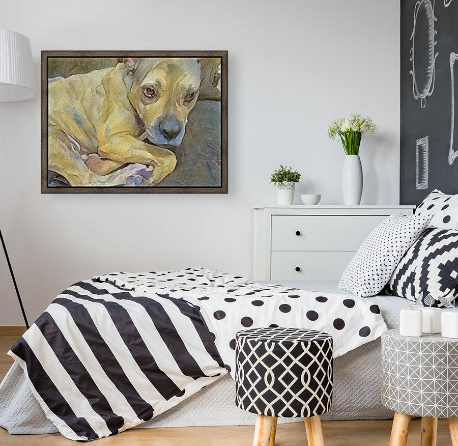 Dog Painting (24)  Art