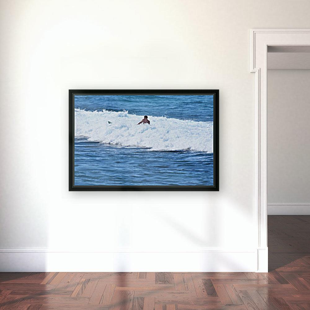Catch a Wave  Art