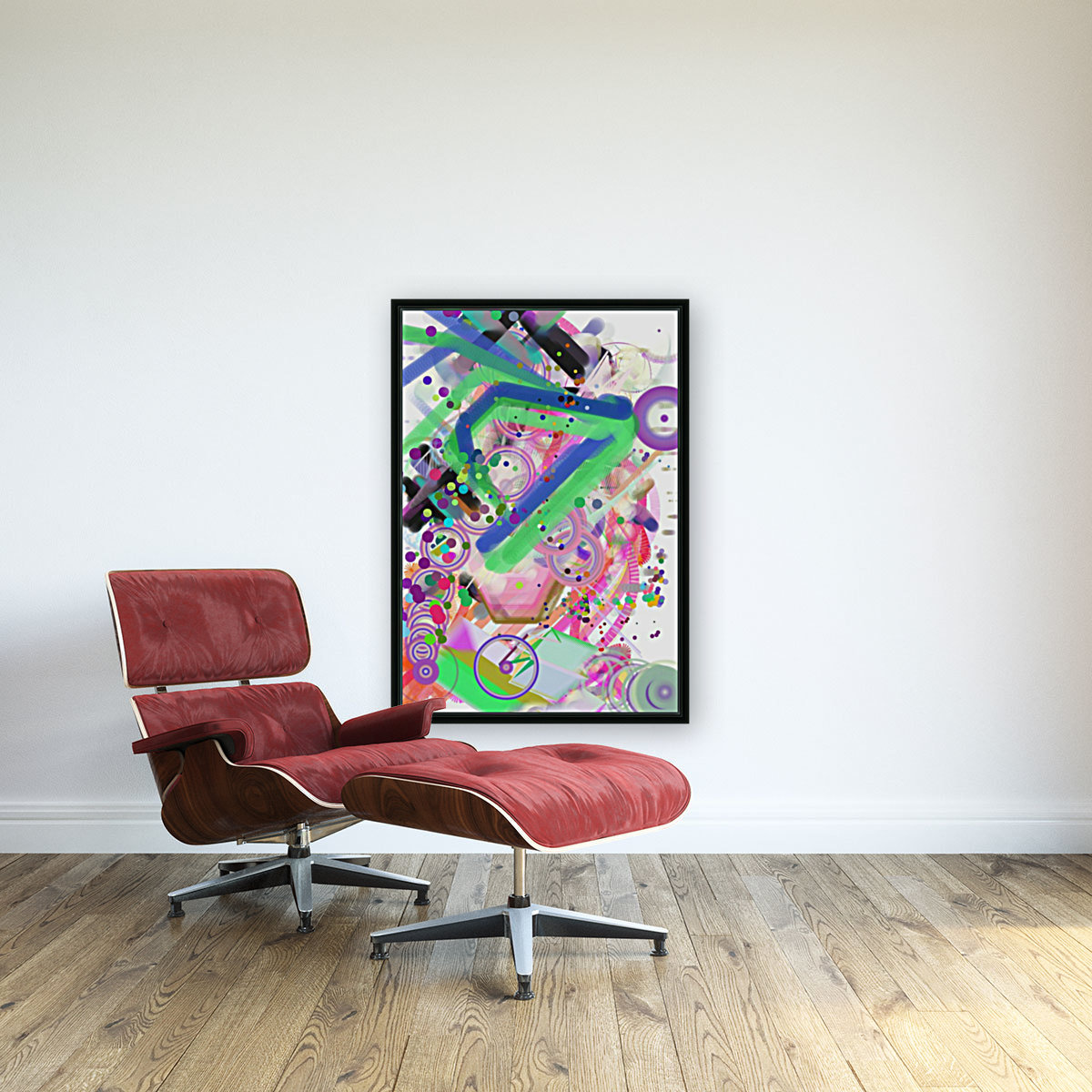 New Popular Beautiful Patterns Cool Design Best Abstract Art_1557269361.88 with Floating Frame
