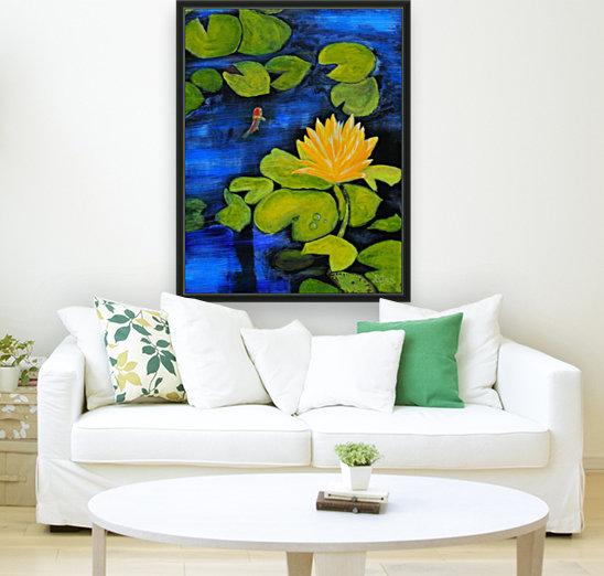 lily pond   Art