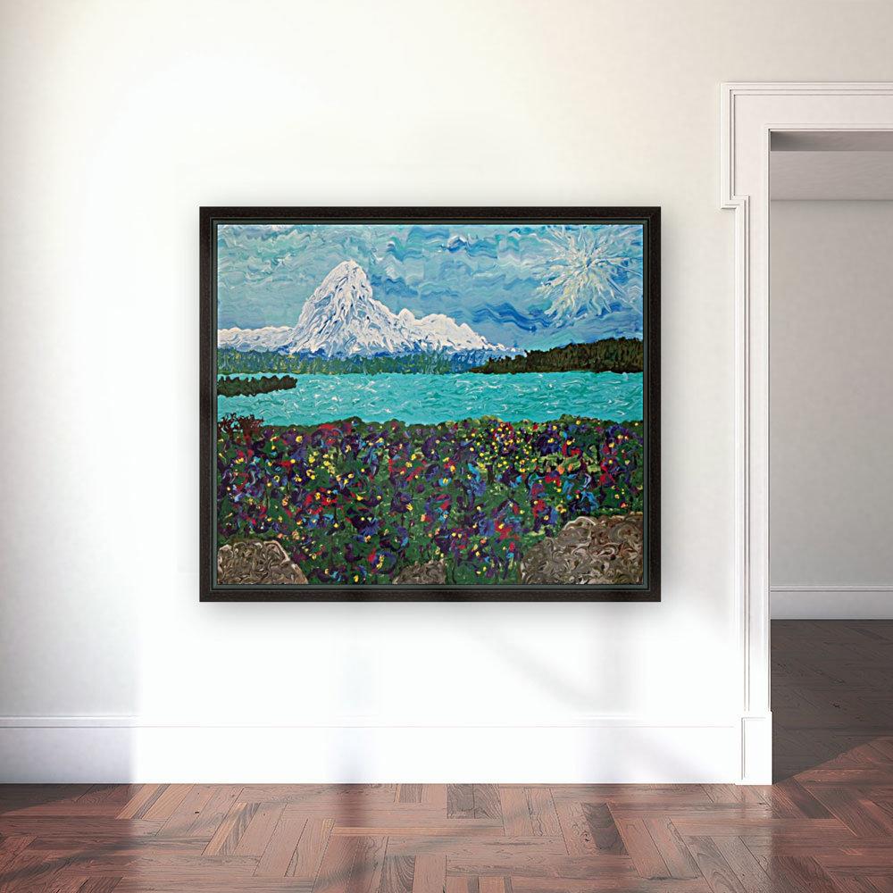 Mount Baker  Art