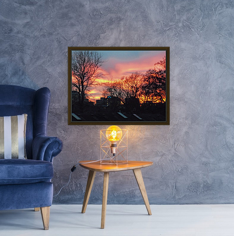 Sunset 2  Art