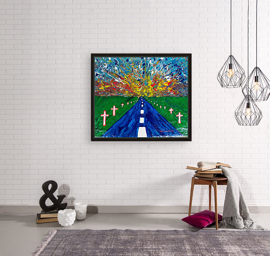 Highway to Hell  Art