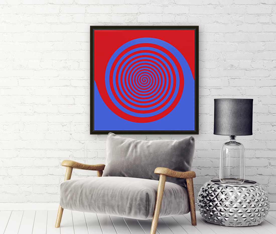 This is a beautiful design with great color, shape, line, texture, space and value.  (21)  Art