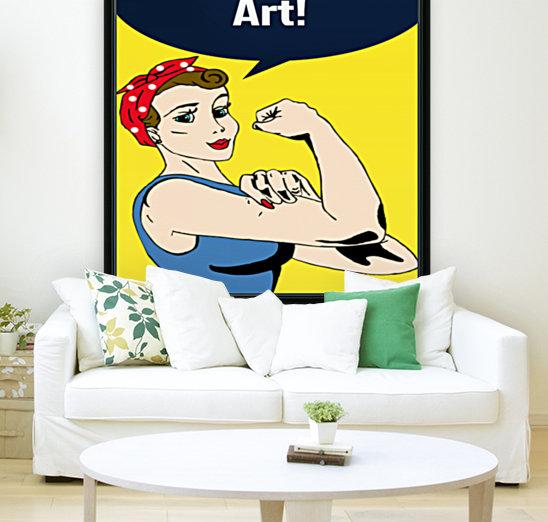 Art Can Do It  Art