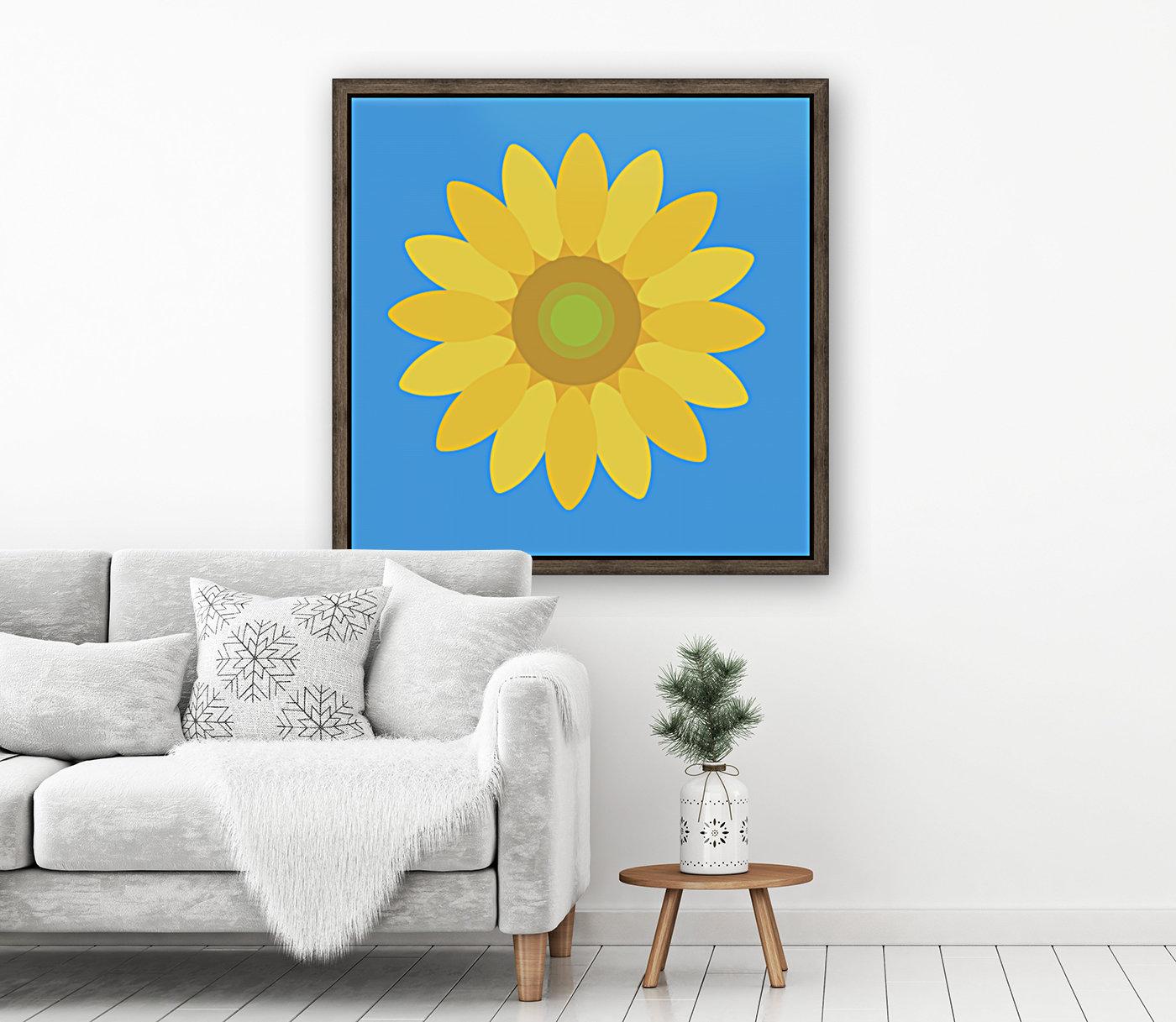 Sunflower (13)_1559876665.7609  Art