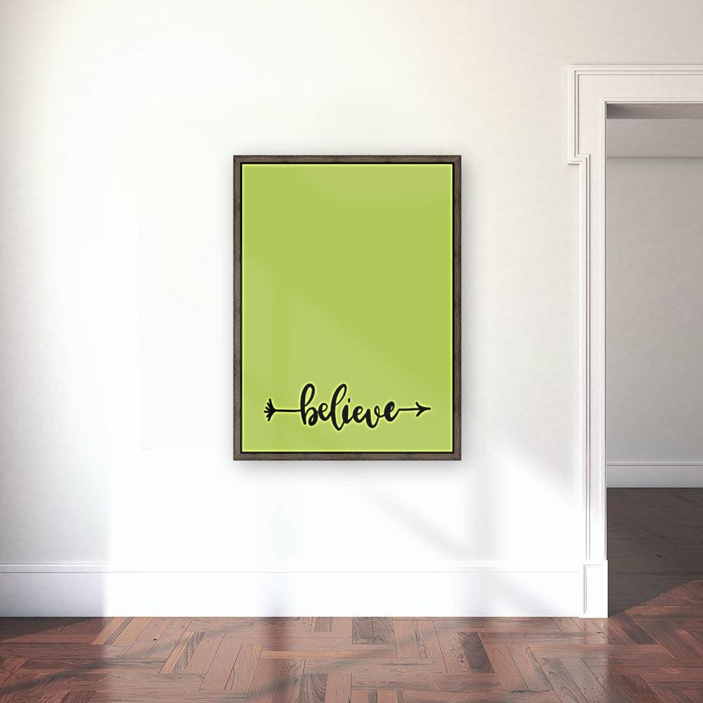 believe  Art