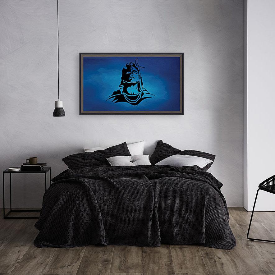 Lord Shiva  Art