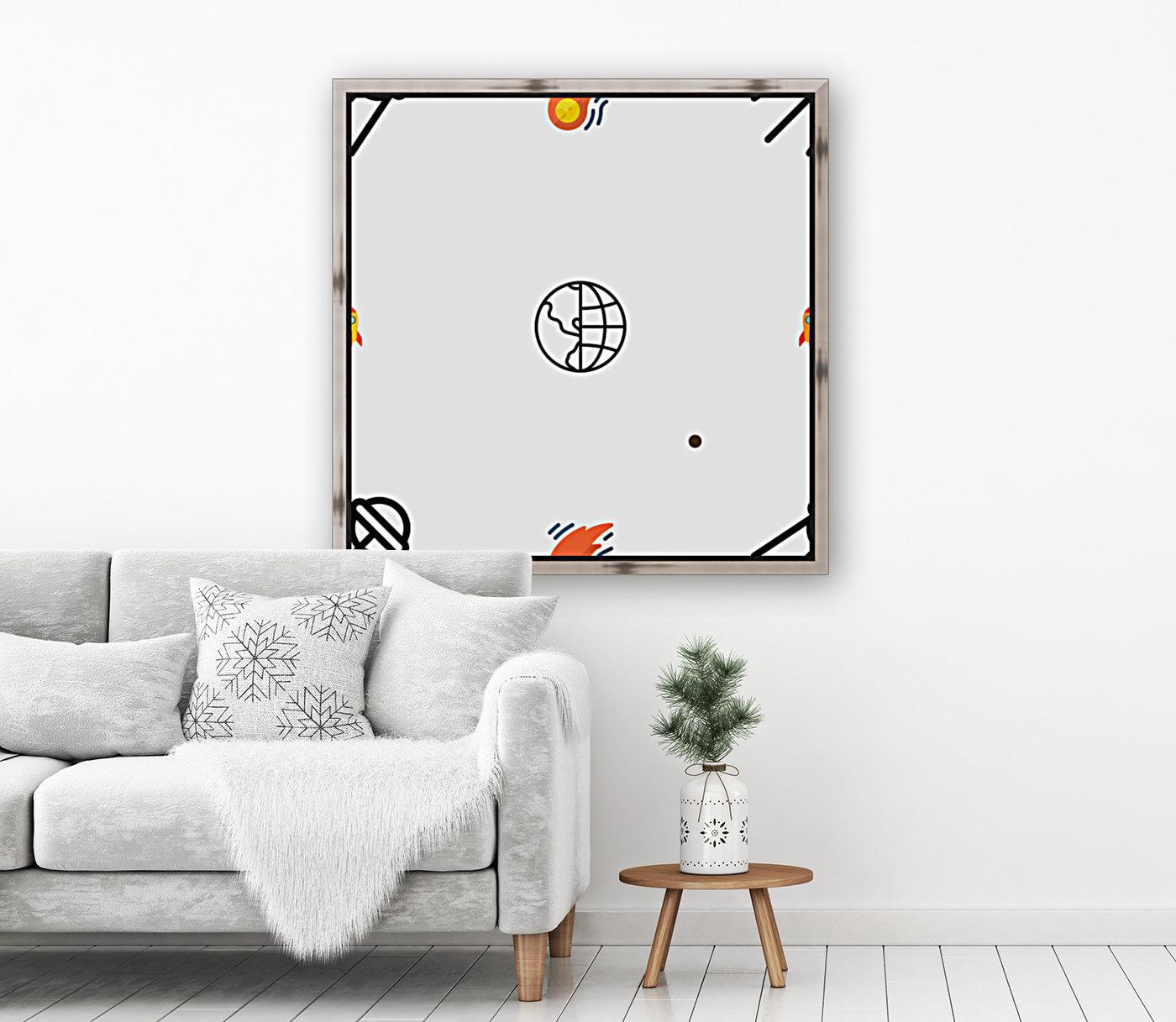 Space (12)  Art
