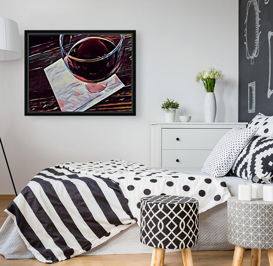 Wine Art  Art