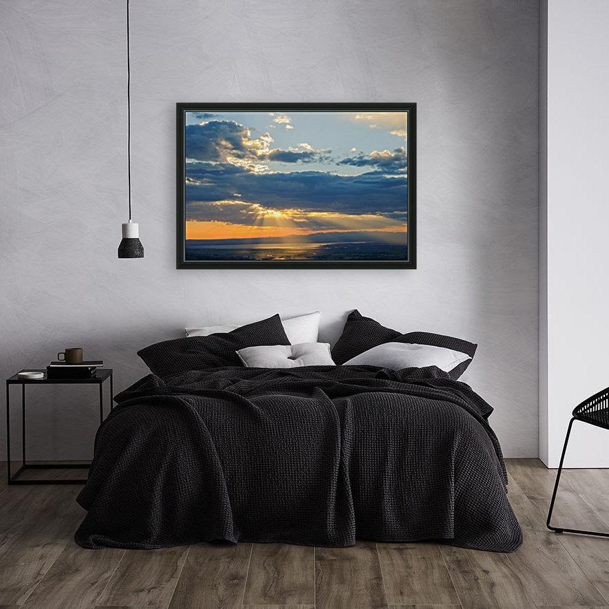 Portneuf Valley at Sunset  Art