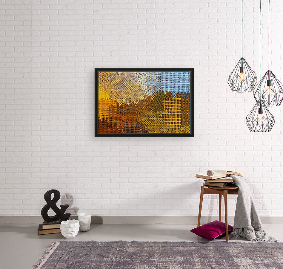 color colors abstract yellow brown  Art