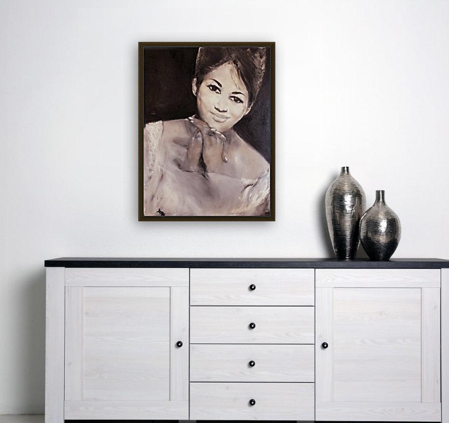 Aretha  Art