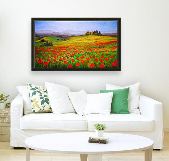 painting art landscape acrylic  Art