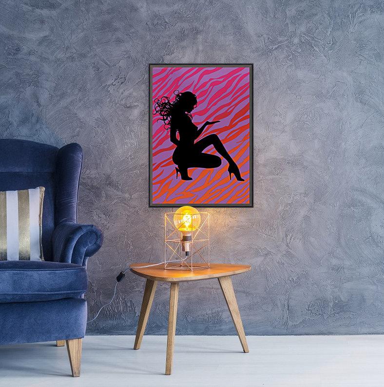 Silhouette 7  Art