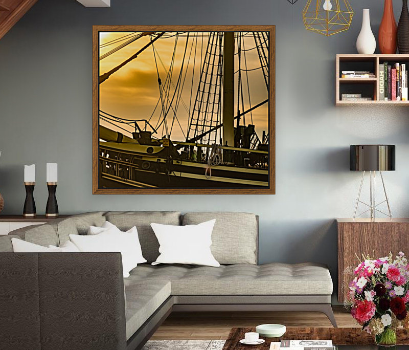 Friendship of Salem 8 with Floating Frame