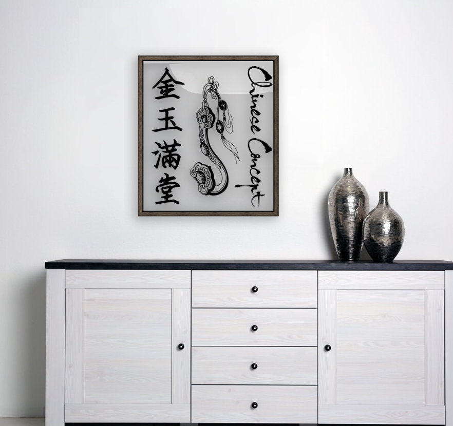 Chinese Concept 38A  Art
