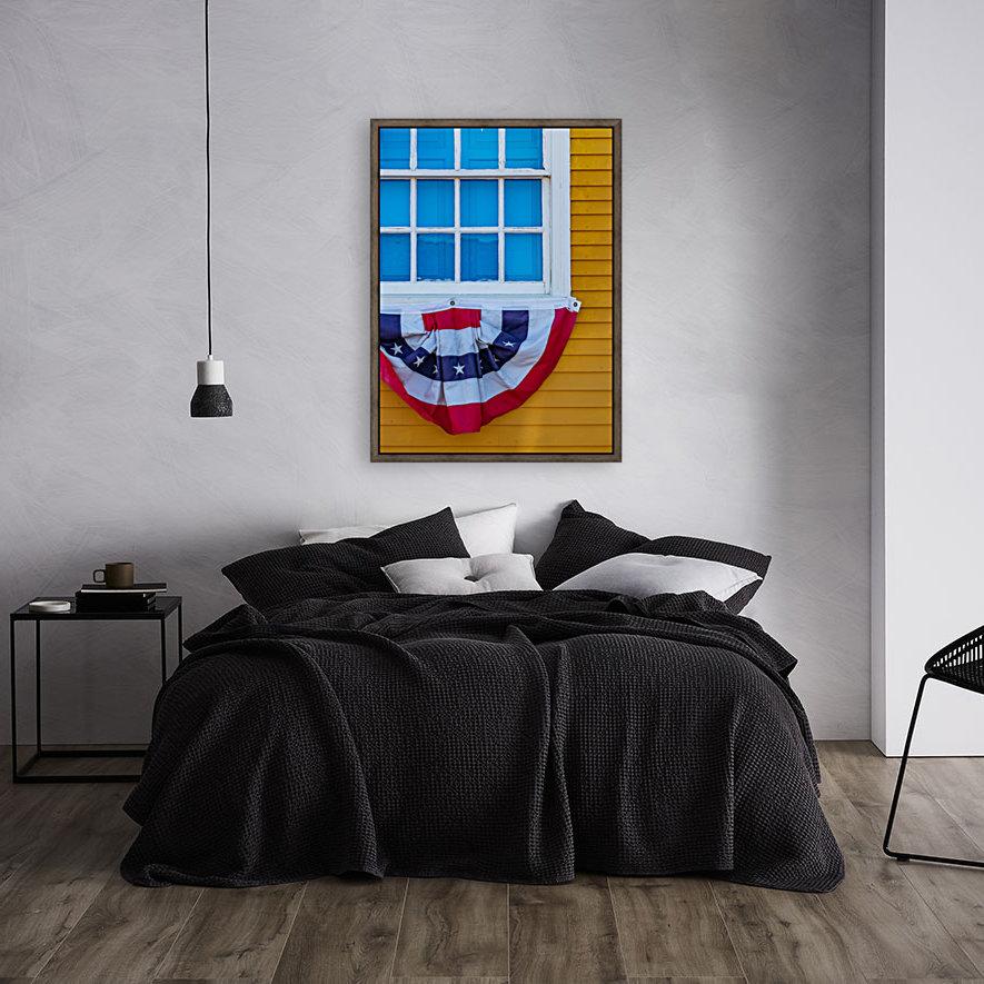 Patriotic Colonial  Art