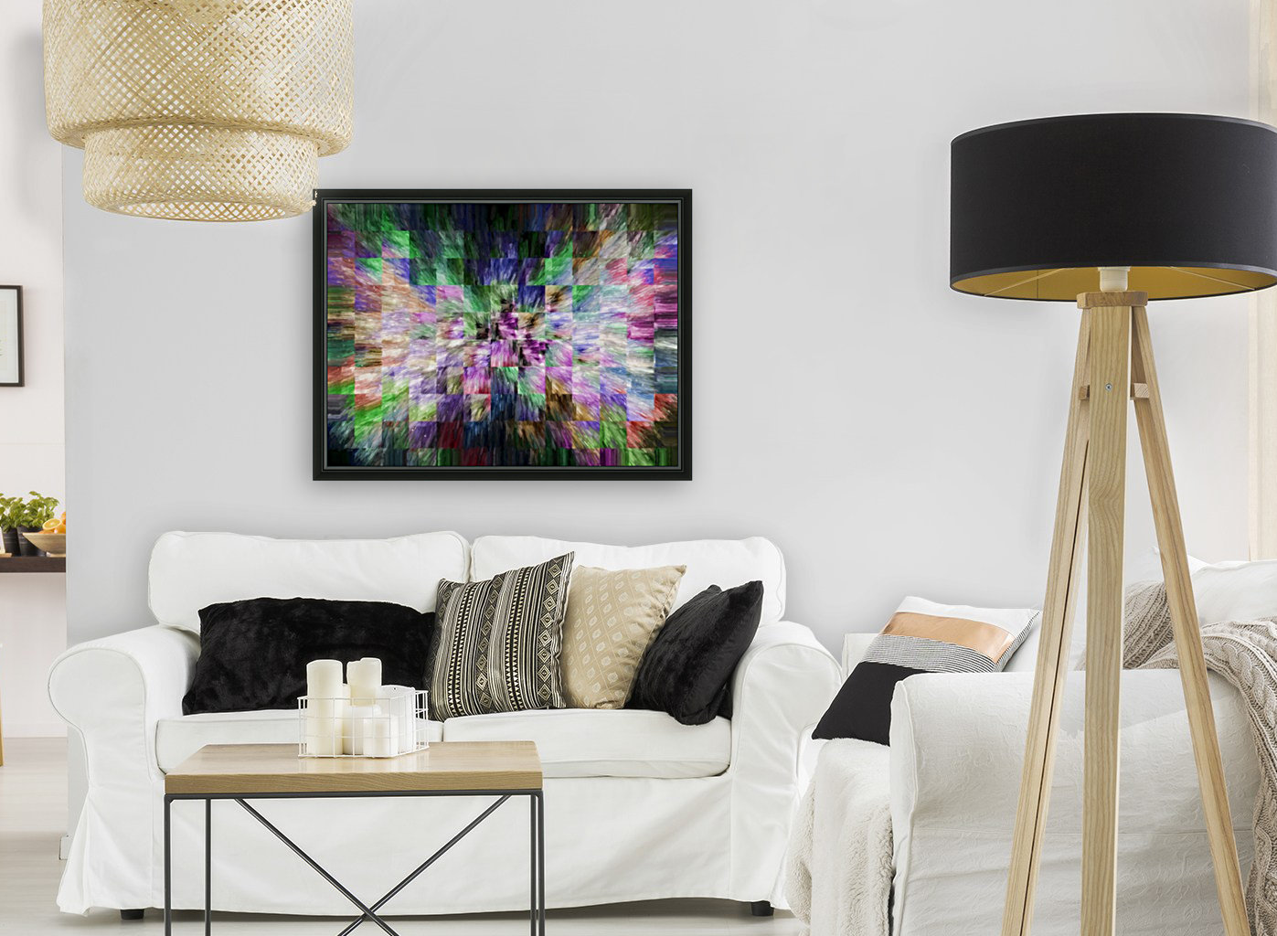 A Brush of Angel Wings  Art