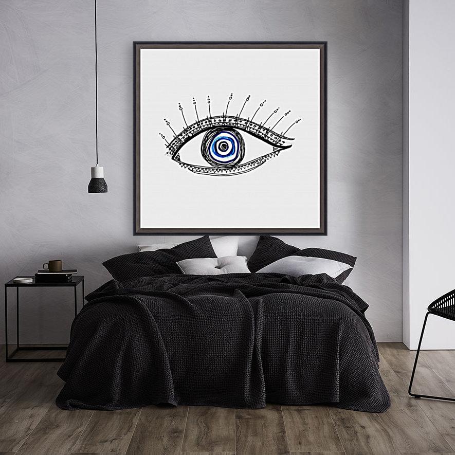 The Eye  12X12 1 1  Art