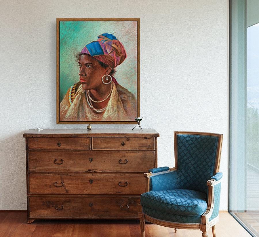 Portrait of a woman  Art