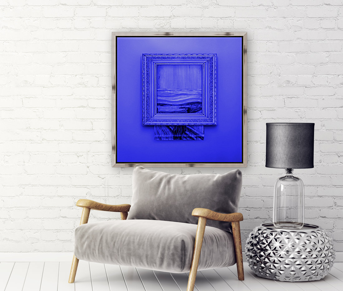 Picture Art with Floating Frame