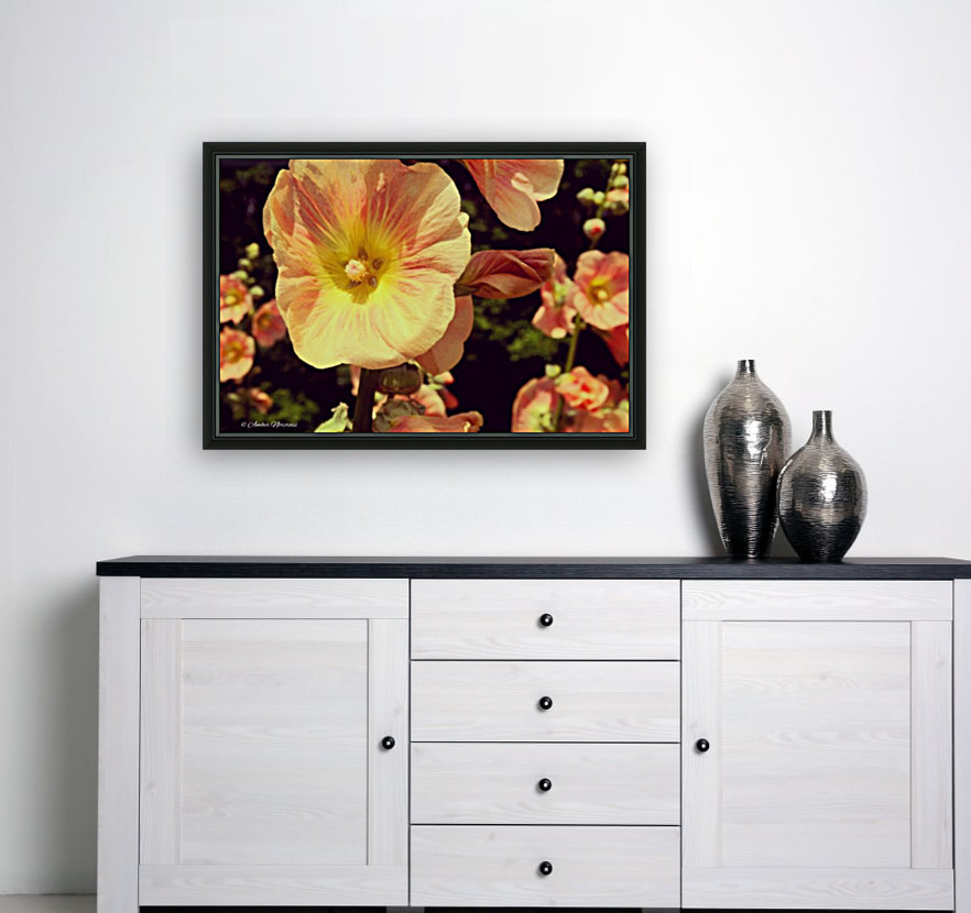 Mid Summer Blossom  Art
