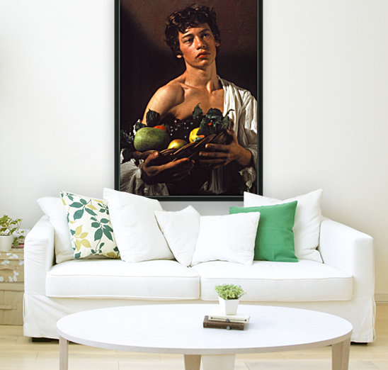 Man with fruits  Art
