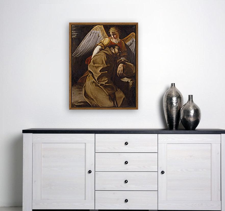 Saint John the Baptist in the Wilderness  Art