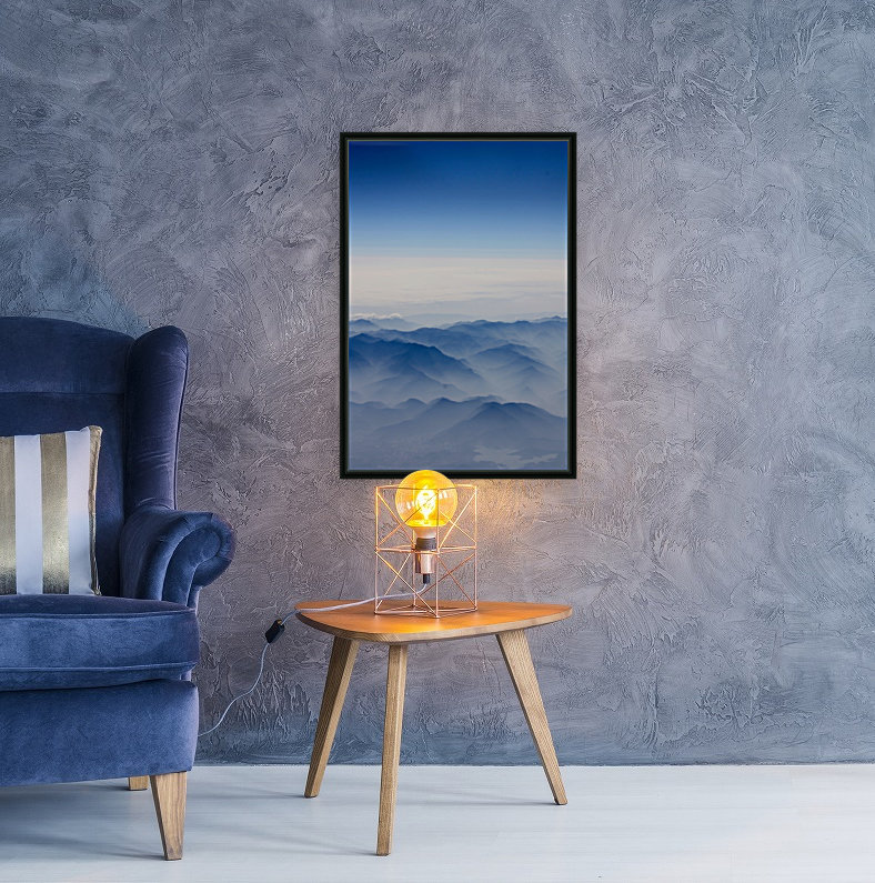 Japanese Mountains  Art