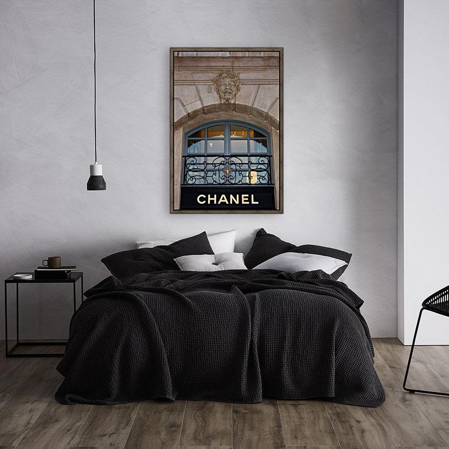 Chanel Paris  Art
