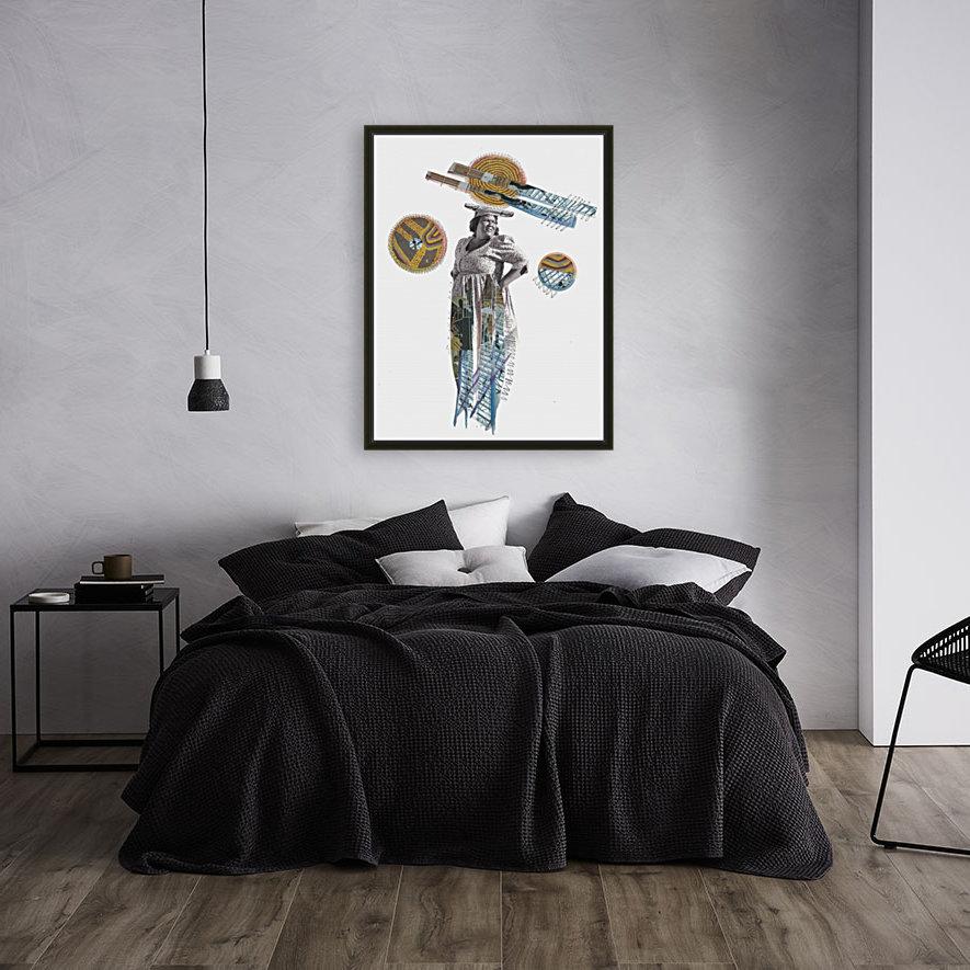 Herero Woman 5  Art