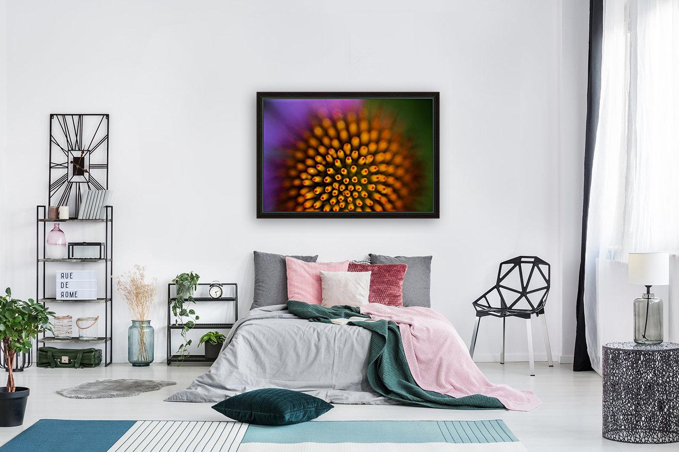 Flower Abstract  Art