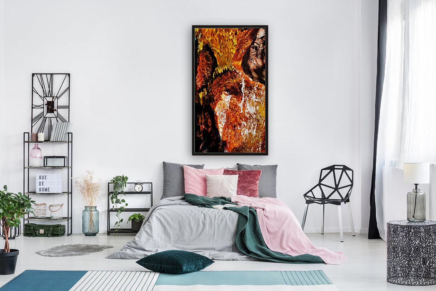 Australia Rocks - Abstract 36  Art
