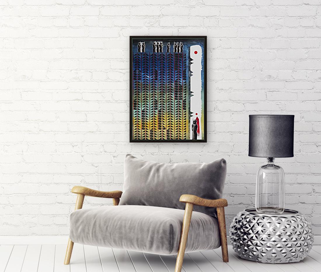 Mozaik 3-cubic  Art