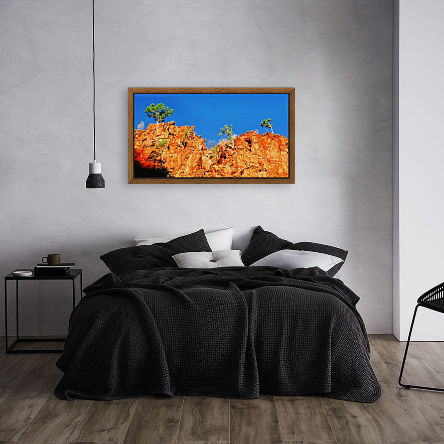Skyline - Ormiston Gorge  Art