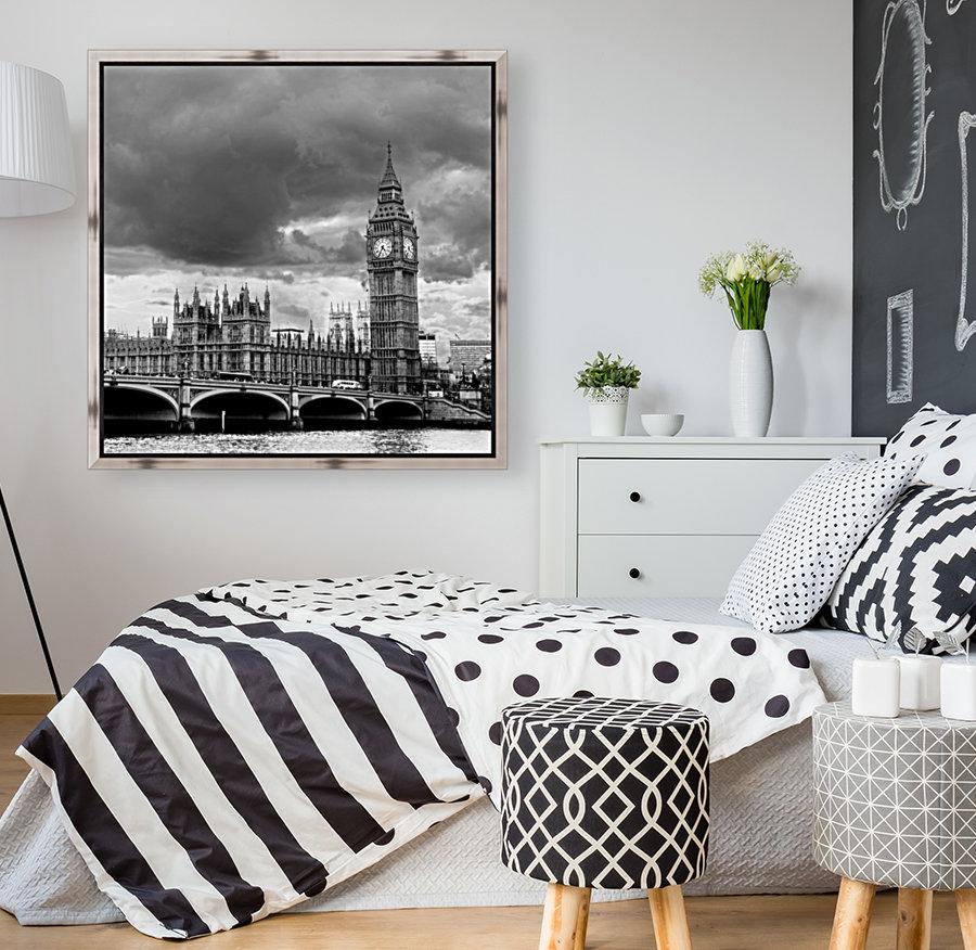 London Frozen in Time  Art
