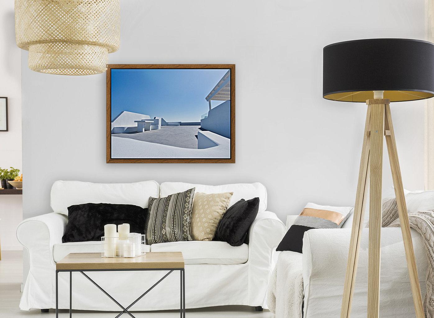 Cyclades White Architecture Design  Art